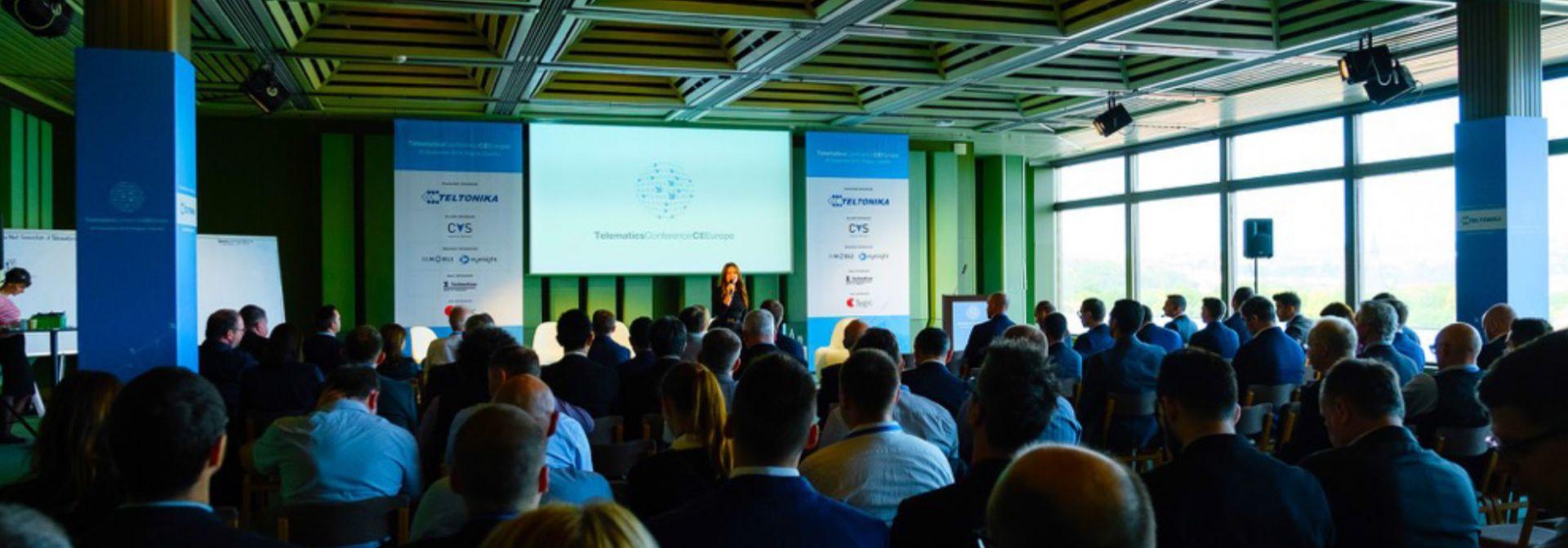 Konferencia TELEMATICS 2019