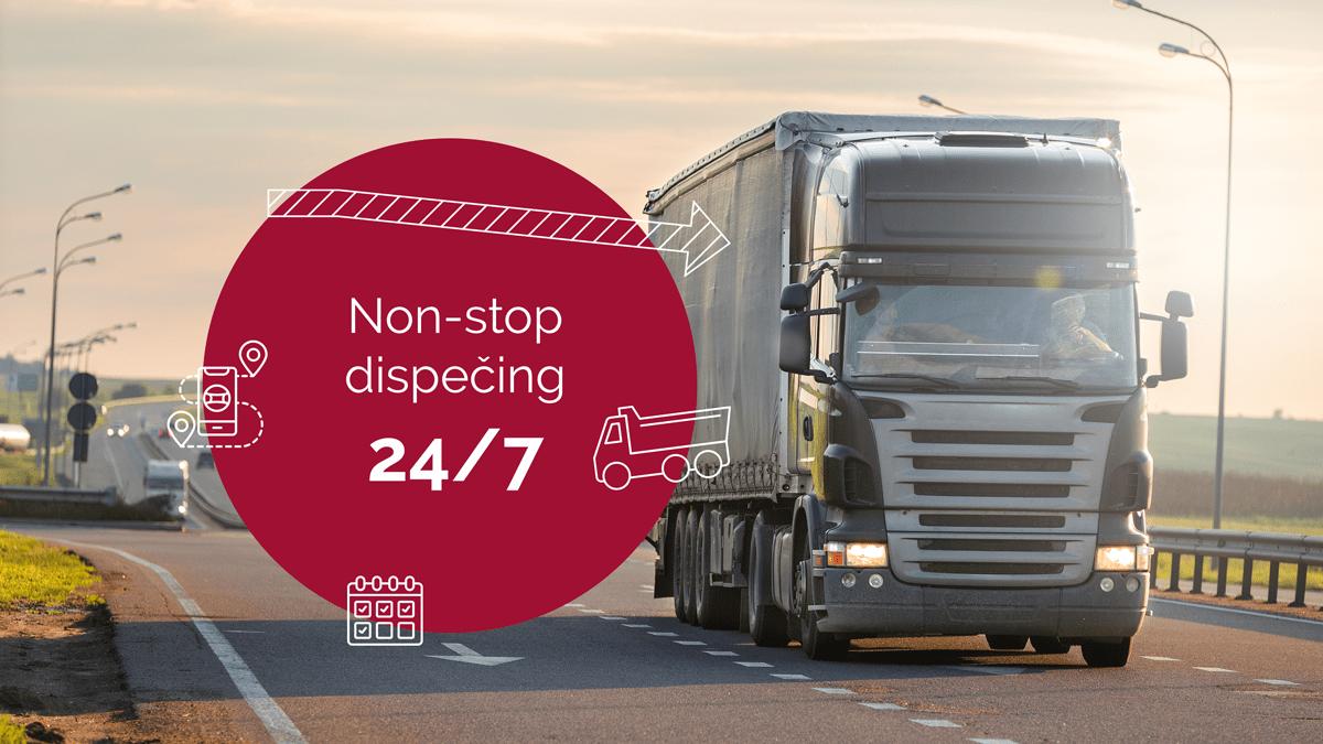Optimalizácia nákladov - kamióny