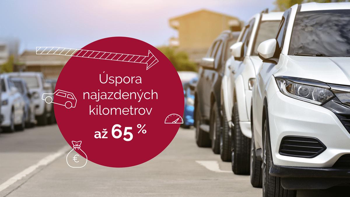 Optimalizácia nákladov - osobné automobily
