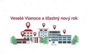 commander Veselé Vianoce